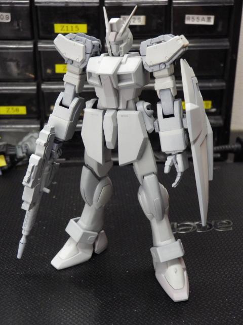 HG 105ダガー その8