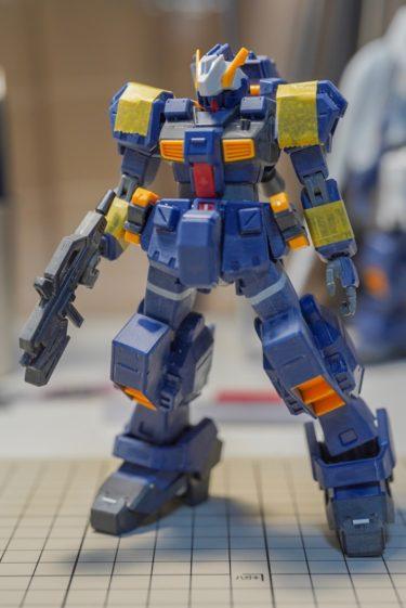 HGUC ガンダムTR-1[ヘイズル・ラー]第2形態 その2